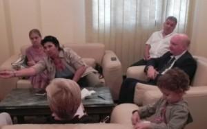 Заседание совета соотечественников